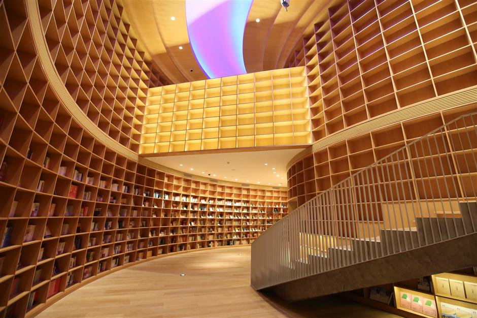 Reviving a love affair with books in sensational new surroundings
