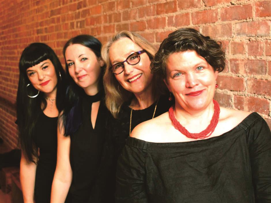 Four women 'Breaking the Waves' in opera