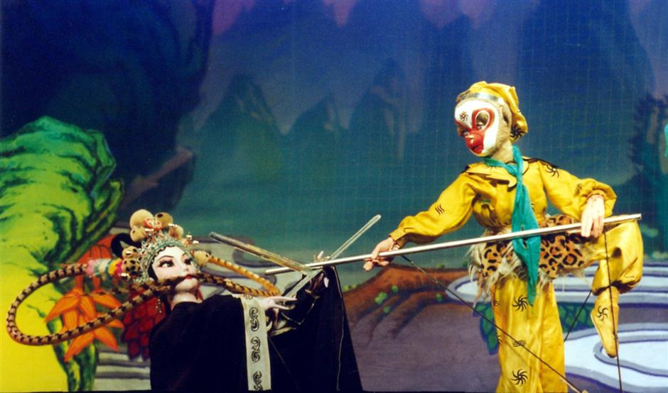 Wizards of modern puppetry conjure up magical worlds