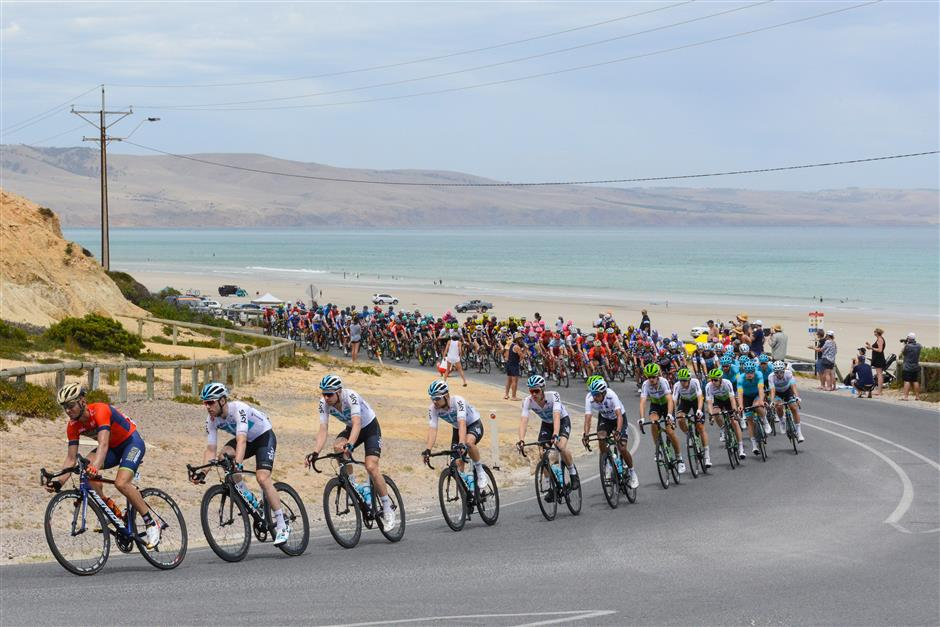 Women to get equal prize money at Tour Down Under