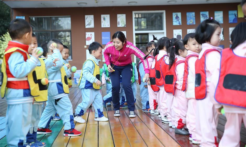 China facing kindergarten dilemma amid growing demand
