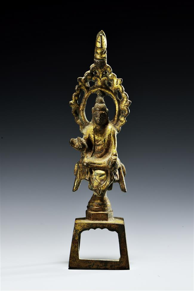 Ancient Buddhist artifacts reveal impact on Chinese religious civilization