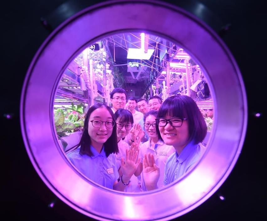 200 days on moon: China life support lab breaks record