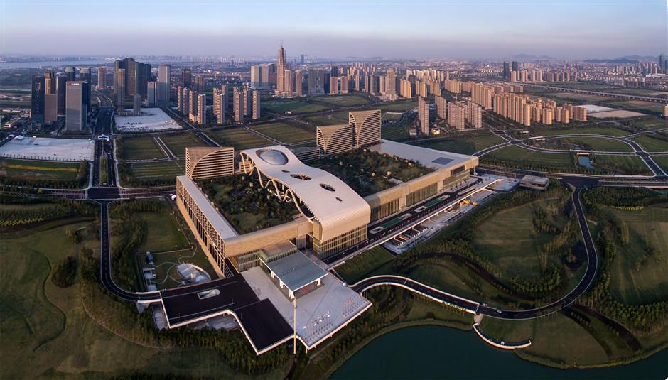 Xiaoshan, a new calling card to the world of sport, business and leisure