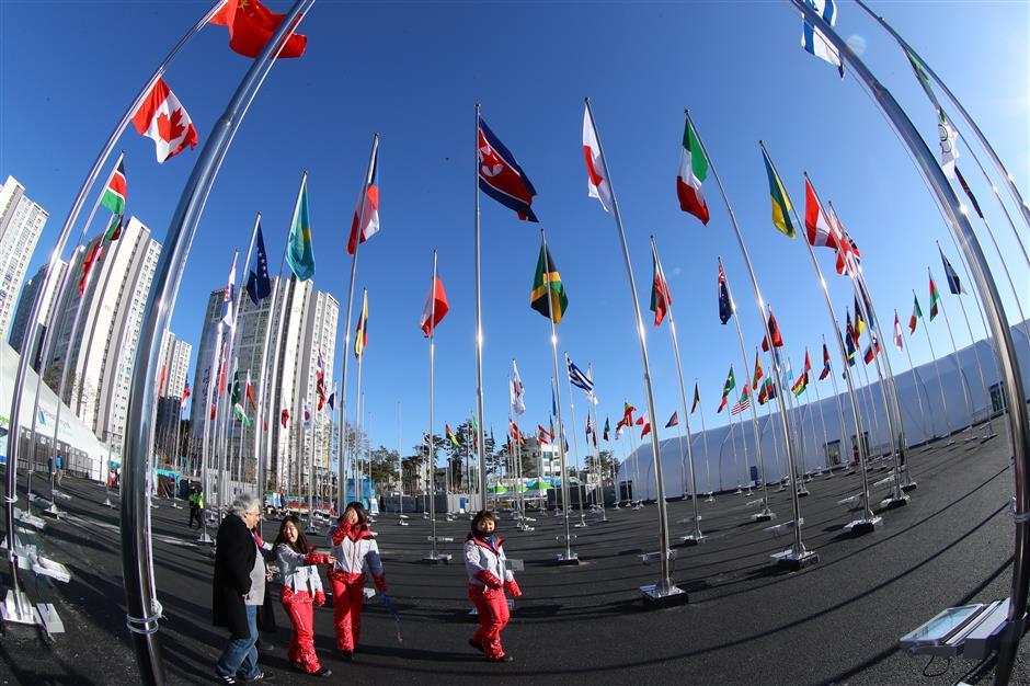 DPRK athletes to arrive in S. Korea for Winter Olympics later Thursday