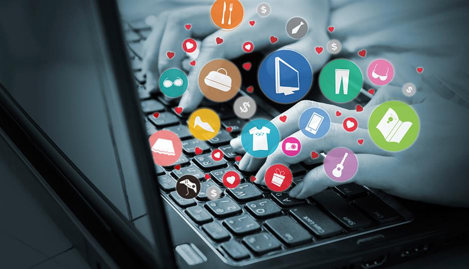An online world: finally accepting the e-commerce way of life