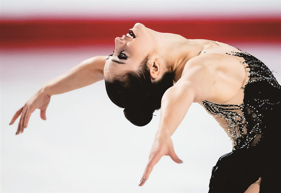 All eyes on Team Canada in figure skating