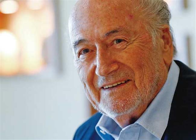 Blatter mulls legal action against FIFA
