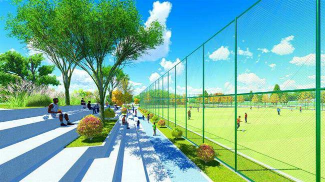 Shanghai soccer park to open in 2019