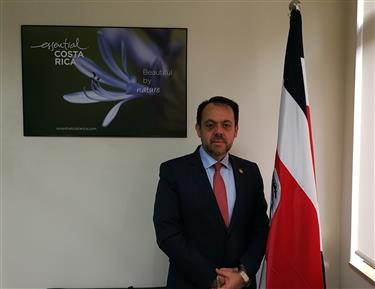 Costa Rica seeks to strengthenlinks with China