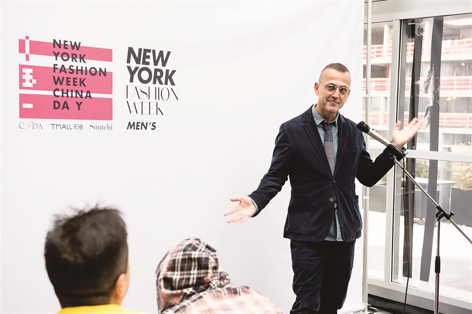 Dreaming of everywhere: China steps into New York Fashion Week