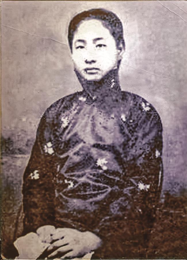 Xiao Fengxian: a history maker