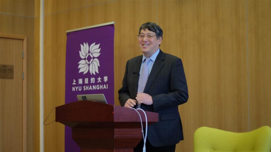 China experience helps most NYU Shanghai graduates succeed in career