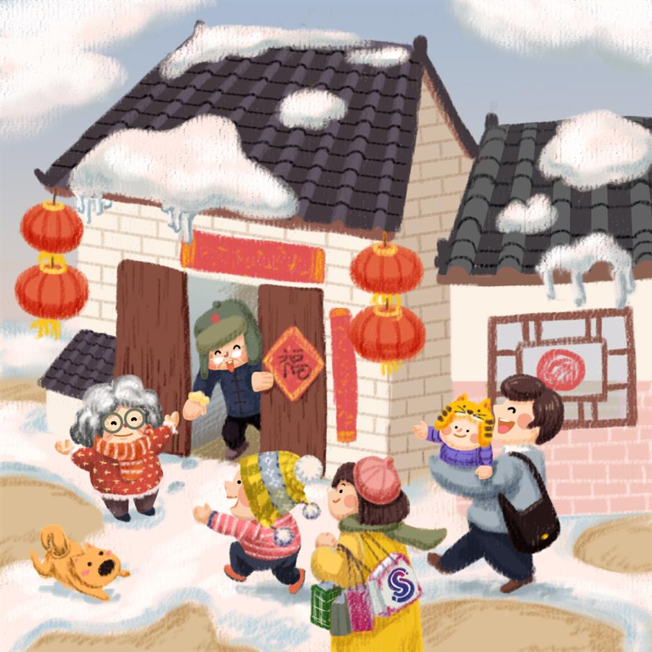 The story of China's Spring Festival traditions