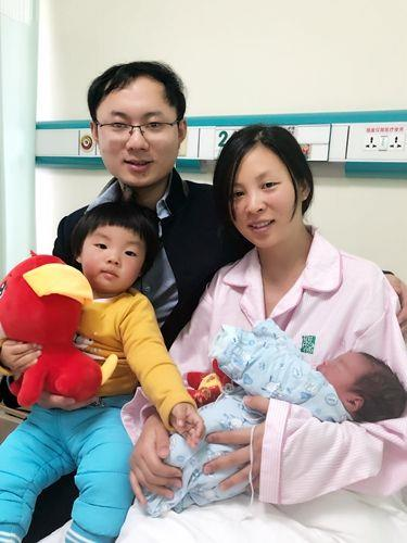 Hospitals welcome lucky 'dog year' babies