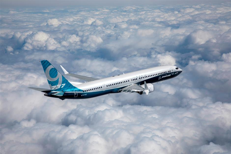 Boeing's new 737 MAX-9 aircraft certified for commercial service