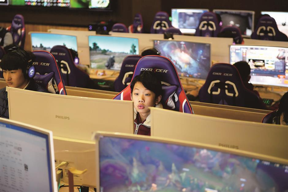 In China's booming eSport schools, students learn it really pays to play