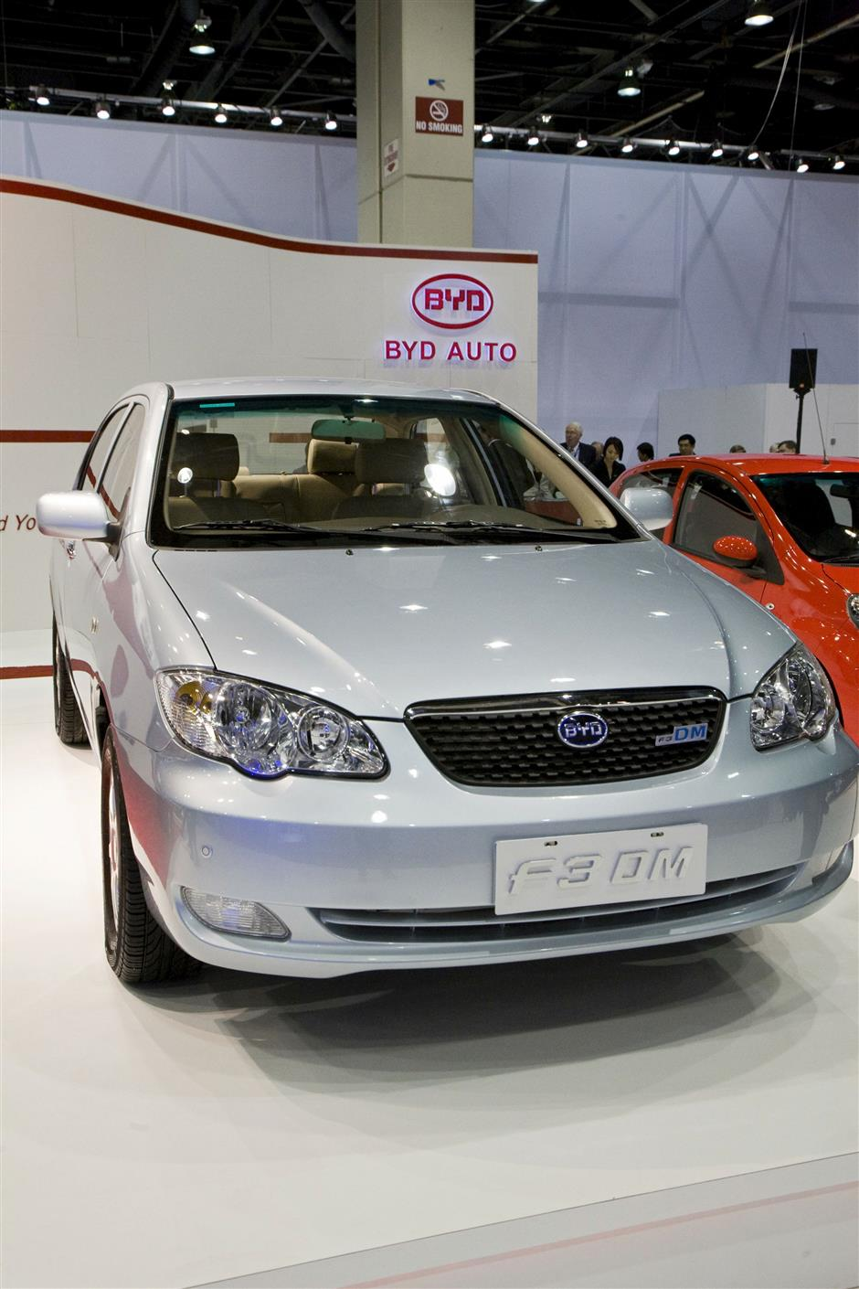 China's BYD named No. 2 on list of World's Top 10 Most Innovative Companies in energy