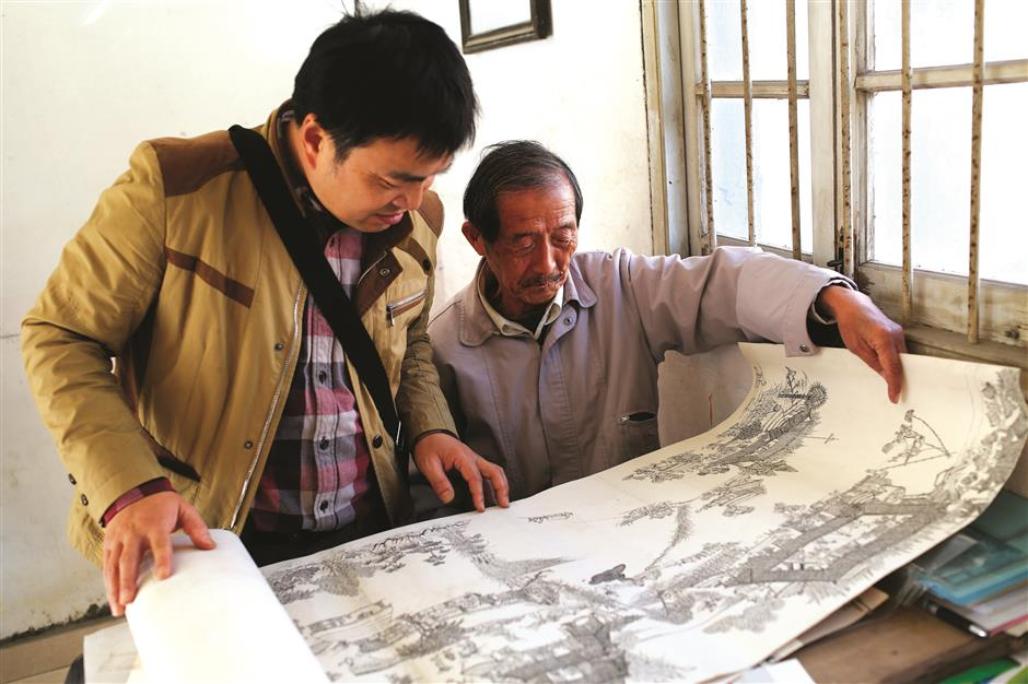 Yan's fine line between art and preserving tradition