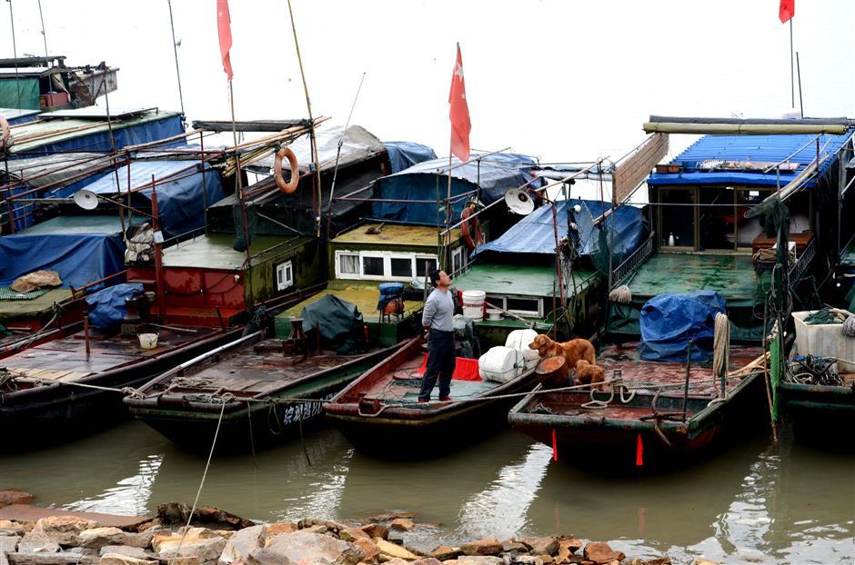 Fishing ban begins on Chinese rivers
