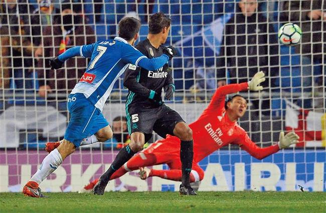 Real reliance on Ronaldo exposed