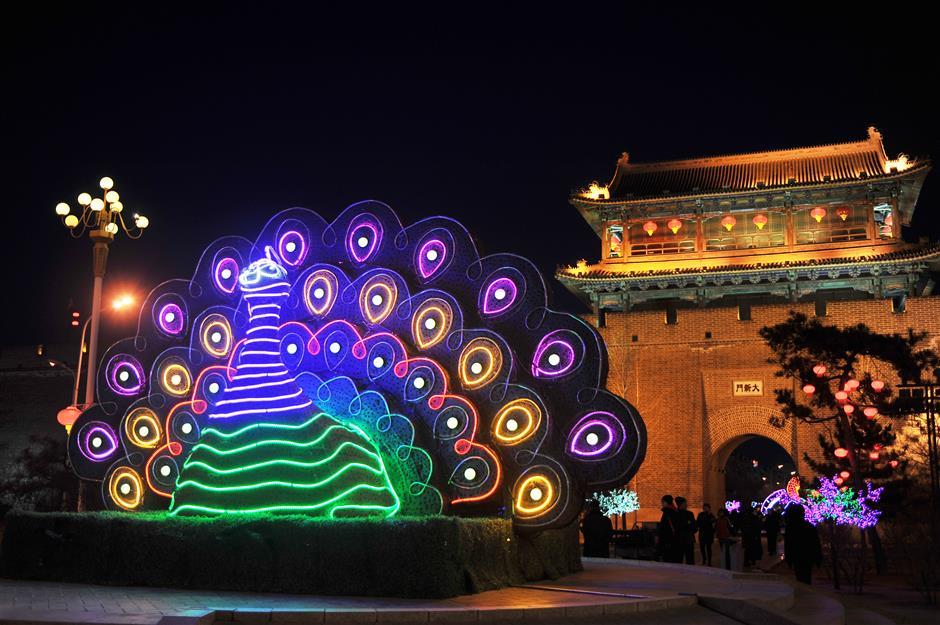 Lanterns to illuminate night of Lantern Festival