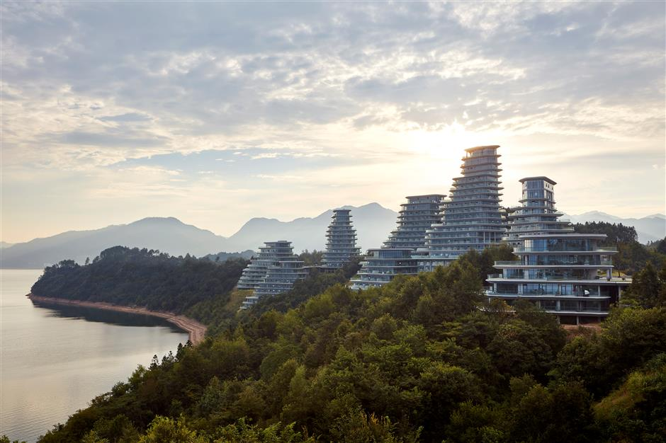 Chinese projects win international praise from fans of great buildings
