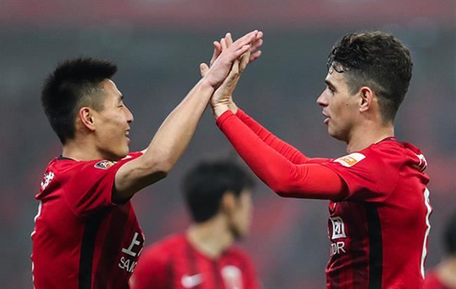 Biggest score gap record created in the first round of CSL