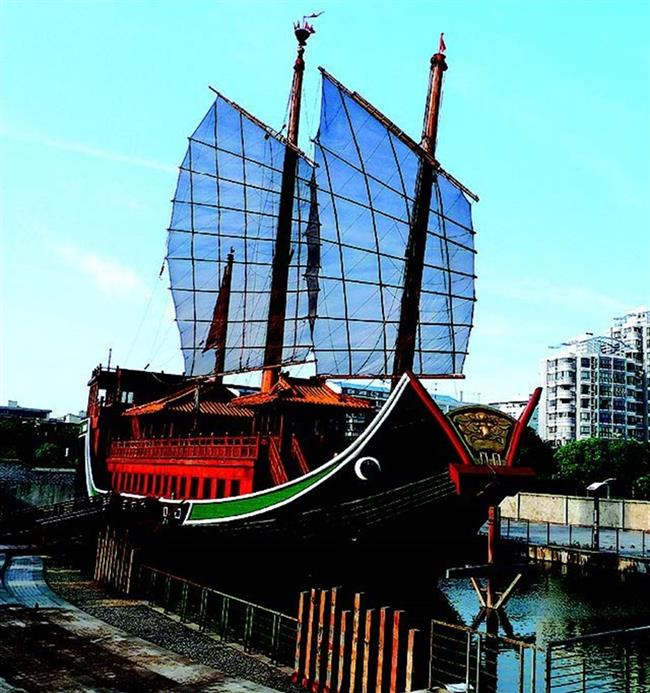 Cultural gateway to the Maritime Silk Road