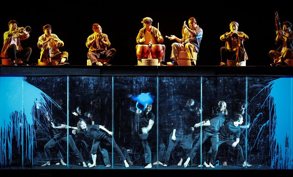 Concept theater show '2047 Apologue' opens in Shanghai
