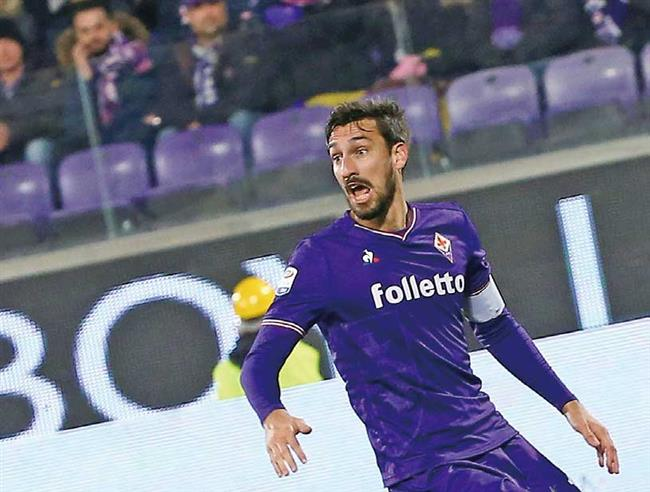 Italy's Astori dies of heart attack at 31