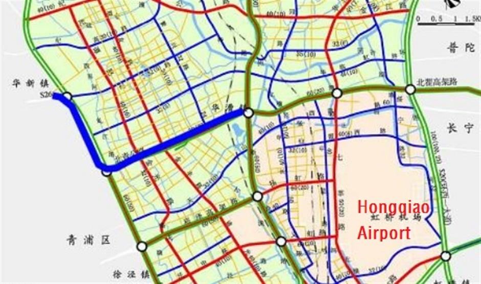 Construction on another fast path to Jiangsu to start