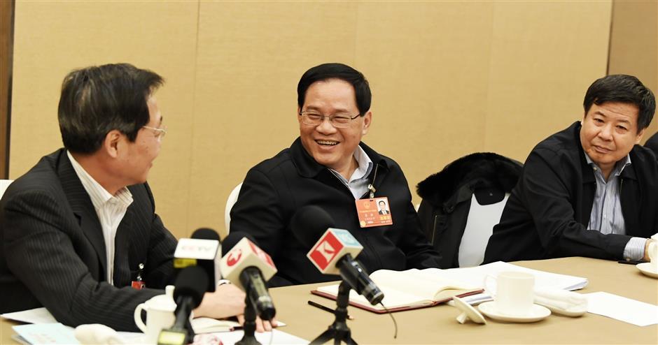 Wish list of the Shanghai deputies