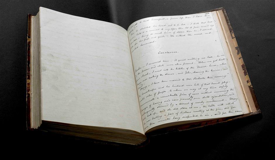 Manuscripts of literary greats coming