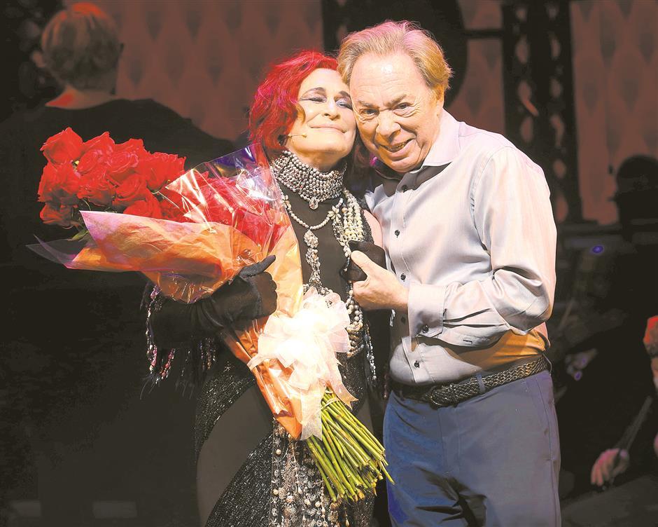 Lloyd Webber looks ahead on 70th birthday