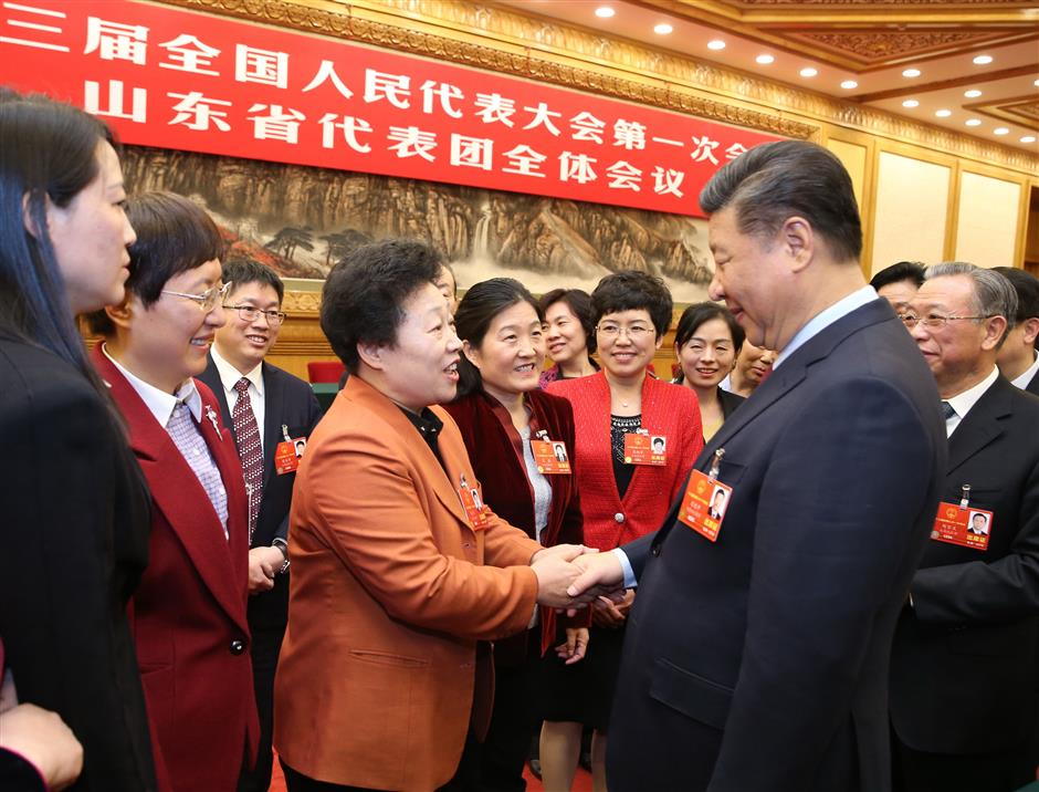 Xi explains strategy for rural revitalization