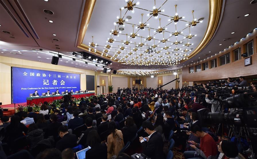 Press conference held on improving capability to guarantee and enhance well-being of people