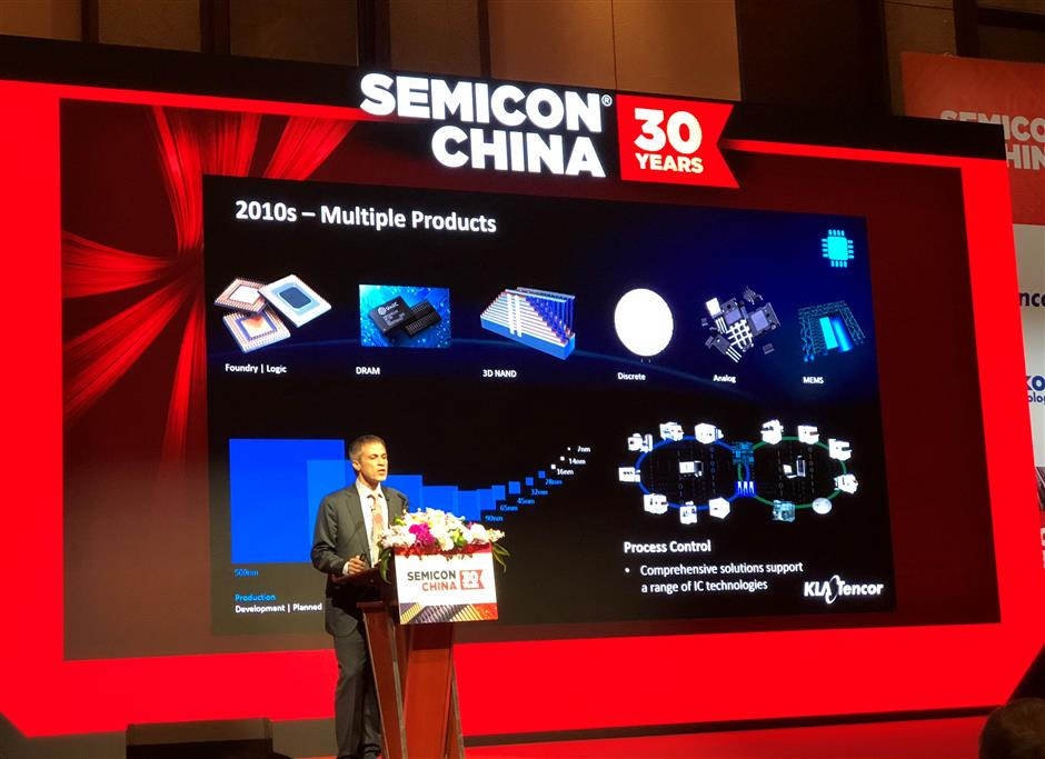 China will boost investment on semiconductor and flat panel displays
