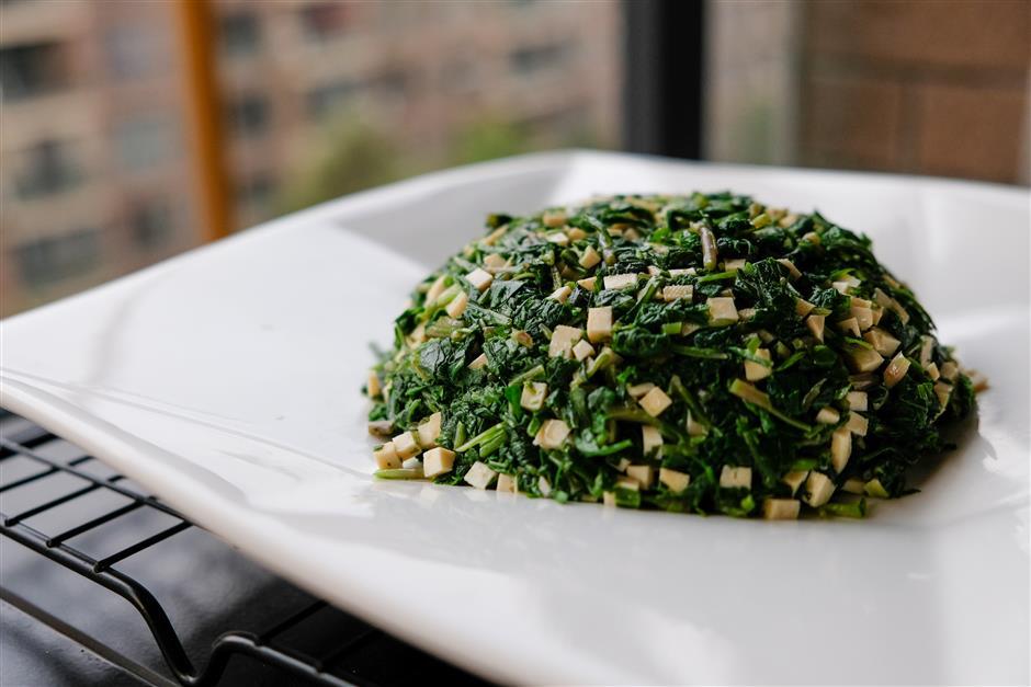 Essence of Chinese cuisine is in its seasonal taste