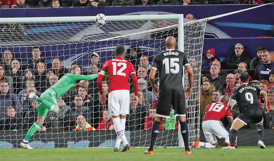United pays price for timidity in UCL exit
