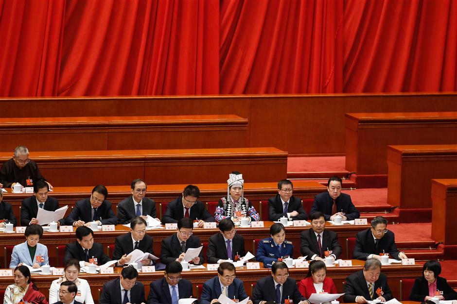Meet fresh faces at China's top legislature