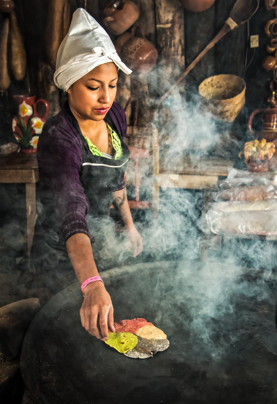 Mexican regional cuisine is driving booming food scene