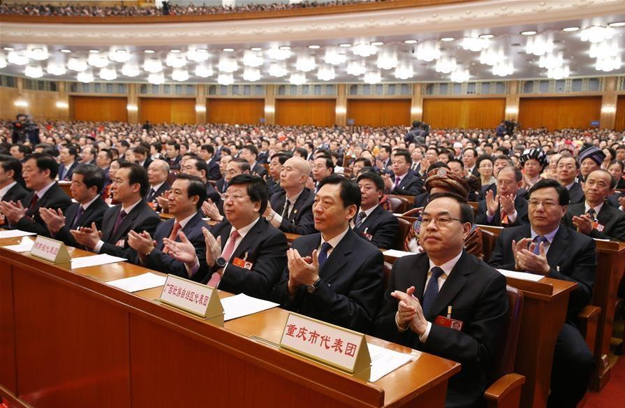 China's massive cabinet restructuring plan passed