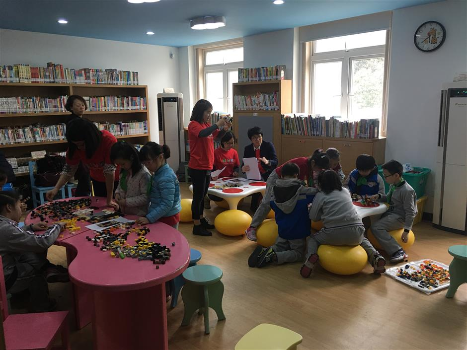 Orchestra, opera house serve community in Xuhui