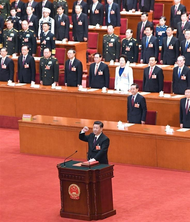Highlights of foreign congratulatory messages on Xi's election as Chinese president