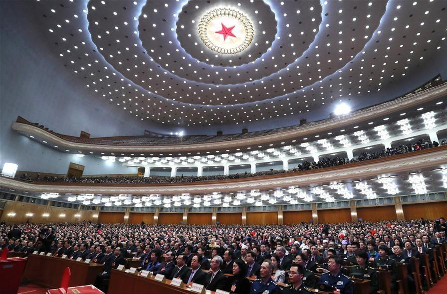 Xu Qiliang, Zhang Youxia endorsed as vice chairmen of Central Military Commission of PRC