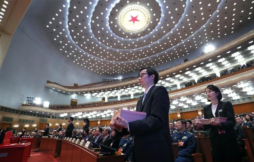 Yang Xiaodu elected director of national supervisory commission