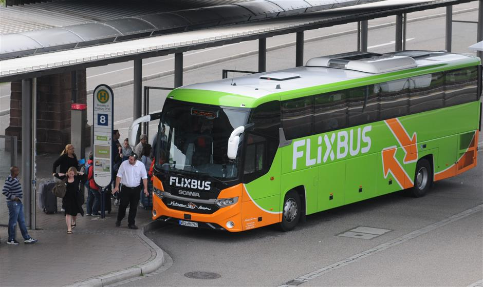 'Made in China' e-buses to be used in world's 1st all-electric long-distance routes