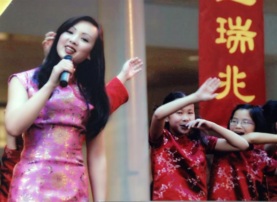 Rejected at home, Yang finds fame abroad