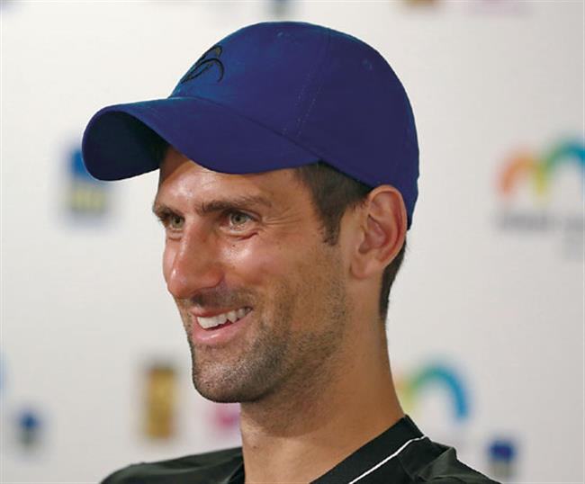 Novak says he's playing pain-free at last